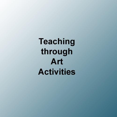 teaching through art activities