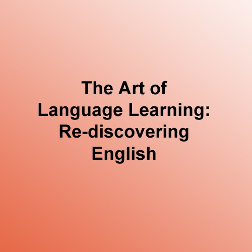 the art of language learning